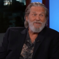 VIDEO: Jeff Bridges Talks About Meeting Snoop Dogg on JIMMY KIMMEL LIVE!