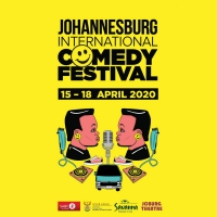 JOHANNESBURG INTERNATIONAL COMEDY FESTIVAL Returns With More Laughs In April 2020 Photo