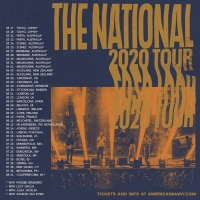 The National Announce North American Tour With Lucy Dacus, Julia Jacklin & Sharon Van Photo