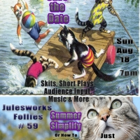 Julesworks Follies Returns For 59th Edition - Summer Simplify Episode: Or How To Keep Photo