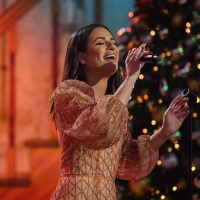 VIDEO: Lea Michele Sings 'Most Wonderful Time of the Year' on TODAY