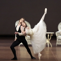 BWW Review: THE LADY OF THE CAMELLIAS, Bolshoi Ballet in Cinemas Photo