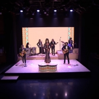 VIDEO: Watch Jenny Lewis Perform 'Rabbit Hole' on THE TONIGHT SHOW Photo