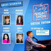 Video: THE EARLY NIGHT SHOW With Joshua Turchin Releases New Episode Starring Noah B Photo