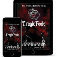 Kim Cormack Releases New Sci-fi Fantasy 'Tragic Fools' Photo