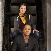 Susan B. Anthony And Frederick Douglass Come To Life In THE AGITATORS At Theatre Hori Photo
