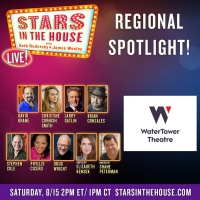 VIDEO: Regional Spotlight Shines on WaterTower Theatre on STARS IN THE HOUSE Photo