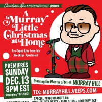 Murray Hill Presents A MURRAY LITTLE CHRISTMAS AT HOME, Featuring Chelsea Handler, Co Photo