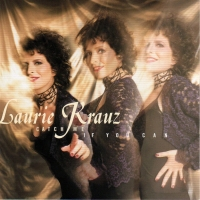 BWW CD Review: Laurie Krauz CATCH ME IF YOU CAN Shows Strong, Spectacular Staying Pow Photo