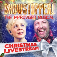 The Showstoppers Announce 'Showstopper! The Improvised Musical Livestream - Christma Photo