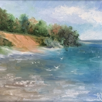 The Plymouth Arts Center to Host The WATER'S EDGE ARTISTS, Painters for Preservation Exhib Photo