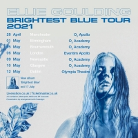 Ellie Goulding Announces the 'Brightest Blue Tour' Photo