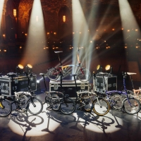 Radiohead Bike Goes for $24K in Brompton Auction To Help Live Music Crew Photo