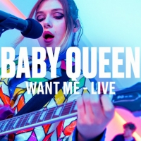 Baby Queen Releases Live Performances of 'Want Me' and 'Raw Thoughts' Photo