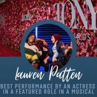 JAGGED LITTLE PILL's Lauren Patten Wins 2020 Tony Award for Best Performance by an Actress Photo