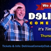 Don Barnhart Continues Bringing Nightly Laughter To Las Vegas at Delirious Comedy Club Photo