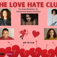 THE LOVE HATE CLUB Premieres as Part of the Broadway Bound Theater Festival at Theatr Photo