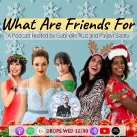 Laura Osnes, Susan Egan, Courtney Reed and Benjamin Rauhala Join WHAT ARE FRIENDS FOR Photo