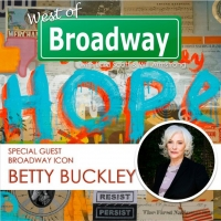 The 'West of Broadway' Podcast Chats with Tony Winner Betty Buckley Photo