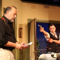 LISTEN: BWW Podcaster Ashton Marcus Discusses OUR MAN IN SANTIAGO with the Team at Th Photo