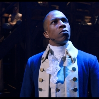 BWW Interview: Leslie Odom, Jr. Reflects on the 'Gift' of HAMILTON and Giving it Back to t Photo