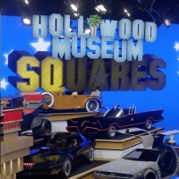 HOLLYWOOD MUSEUM SQUARES All Star Benefit Announced Photo