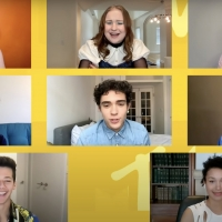 VIDEO: HIGH SCHOOL MUSICAL: THE MUSICAL: THE SERIES Cast Talks High School Anthems Photo