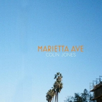 Colin Jones Returns With New Single 'Marietta Ave' Photo