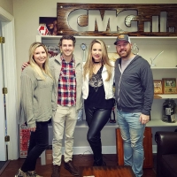 Justine Blazer Inks a Publishing Deal with Copperline Music Group