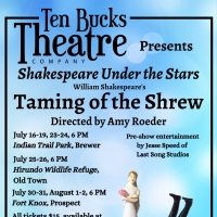 Ten Bucks Theatre Will Present an Outdoor Production of THE TAMING OF THE SHREW Photo