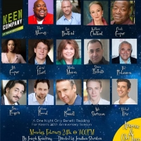 Gabriel Ebert and More Complete the Cast of ARSENIC & OLD LACE Starring Kathleen Chalfant, Marsha Mason & Michael Urie