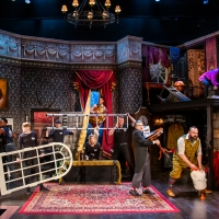 THE PLAY THAT GOES WRONG to Return to New World Stages on October 15 Photo