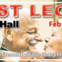 BWW Review: LAST LEGS at Dolphin Theatre, Onehunga Photo