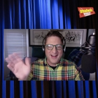 VIDEO: Christopher Sieber Visits Backstage LIVE with Richard Ridge- Watch Now! Photo