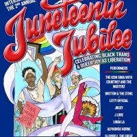 Intersectional Voices Collective Presents Second Annual Juneteenth Jubilee Photo