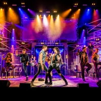 ROCK OF AGES Starring Kevin Clifton is Coming to the Milton Keynes Theatre Photo