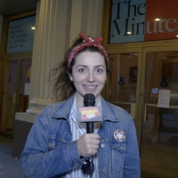 BWW Exclusive: Allison Frasca Visits THE MINUTES on The Broadway Break(down)!