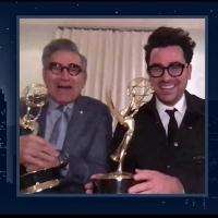 VIDEO: The Cast of SCHITT'S CREEK Talks Emmys on JIMMY KIMMEL LIVE Video