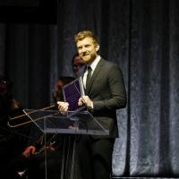 Mat Diafos Sweeney Receives The 2020 Dorothy And Richard E. Sherwood Award Photo