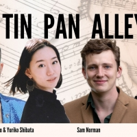 Tin Pan Alley 2 Concert Series Spotlights International Artists Photo