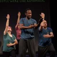 BWW Review: EXTRAORDINARY WALL (OF SILENCE), Bristol Old Vic