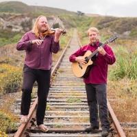 Violin/Guitar Duo FIRE & GRACE Announce New Album ALMA Photo