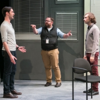 BWW Review: Governmental bureaucracy is serious yet slyly hilarious in Voyage Theater Photo