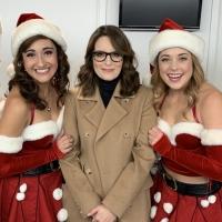 VIDEO: MEAN GIRLS On Broadway's Plastics Perform 'Jingle Bell Rock' At The Rockefeller Center Tree Lighting