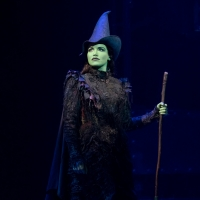 BWW Flashback: Lindsay Pearce's Journey to Her Broadway Debut in WICKED Photo