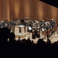 VIDEO: The New York Philharmonic Returns to the Stage After 556 Days Photo