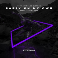 Alok & Vintage Culture Drop Highly-Anticipated Single 'Party On My Own' Photo