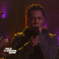 VIDEO: Leslie Odom Jr. Performs 'Go Crazy' on THE KELLY CLARKSON SHOW Photo