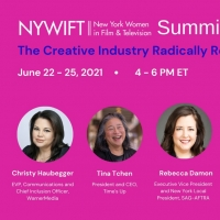 2021 NYWIFT SUMMIT: THE CREATIVE INDUSTRY RADICALLY REIMAGINED Announced for June Photo