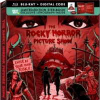 THE ROCKY HORROR PICTURE SHOW 45th Anniversary Limited-Edition SteelBook Arrives Sept Photo
